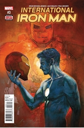 Picture of International Iron Man #3
