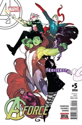 Picture of A-Force (2016) #5