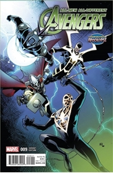 Picture of All-New All-Different Avengers #9 Age of Apocalypse Cover