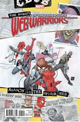 Picture of Web Warriors #7
