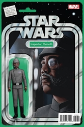 Picture of Darth Vader #20 Action Figure Cover