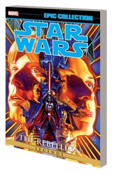 Picture of Star Wars Legends Epic Collection Vol 01 SC Rebellion