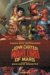 Picture of John Carter Warlord TP VOL 02 Man Made Monster