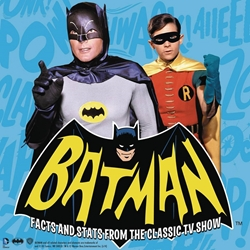 Picture of Batman '66 Facts and Stats from the Classic TV Show HC