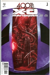 Picture of 4001 AD/X-O Manowar #1 Jimenez Cover