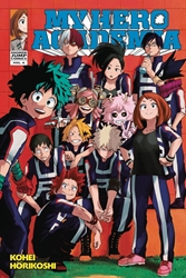 Picture of My Hero Academia Vol 04 SC