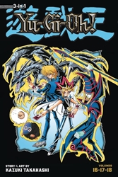 Picture of Yu-Gi-Oh! 3-In-1 Vol 06 SC