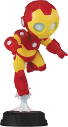 Picture of Iron Man Marvel Animated Style Statue