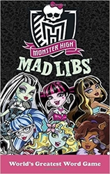 Picture of Mad Libs Monster High SC
