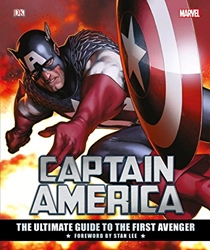 Picture of Captain America Ultimate Guide to the First Avenger HC