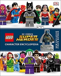 Picture of LEGO DC Comics Superheroes Character Encyclopedia HC