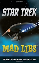 Picture of Star Trek Mad Libs
