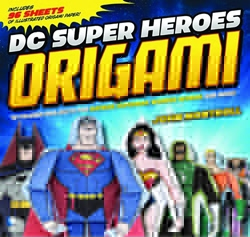 Picture of DC Super Heroes Origami Book