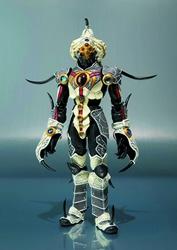 Picture of Kamen Rider Fourze Scorpion Zodiarts SH Figuarts Action Figure
