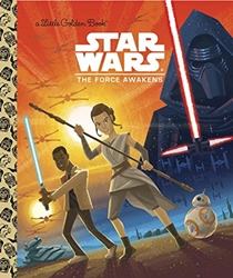 Picture of Star Wars Force Awakens Little Golden Book
