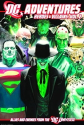 Picture of DC Adventures Heroes & Villains VOL 2