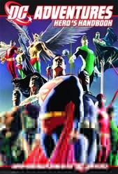 Picture of DC Adventures Heroes Handbook HC