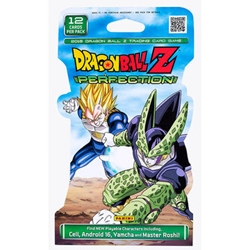 Picture of Dragon Ball Z Perfection 2016 Booster Pack