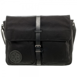 Picture of Star Wars Imperial Logo Canvas Messenger Bag