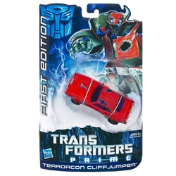 Picture of Transformers Prime Terrorcon Cliffjumper (First Edition)