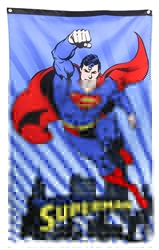 Picture of Superman Banner