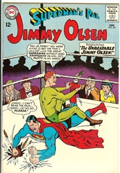 Picture of Superman's Pal Jimmy Olsen #82