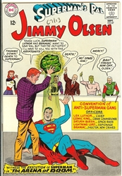 Picture of Superman's Pal Jimmy Olsen #87