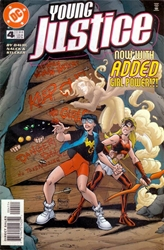 Picture of Young Justice #4
