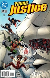 Picture of Young Justice #17