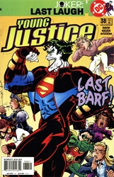 Picture of Young Justice #38