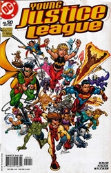 Picture of Young Justice #50