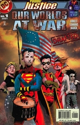 Picture of Young Justice Our Worlds At War #1