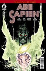 Picture of Abe Sapien #34