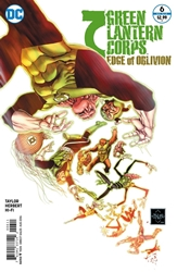 Picture of Green Lantern Corps Edge of Oblivion #6