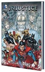 Picture of Injustice Gods Among Us Year 4 Vol 01 SC