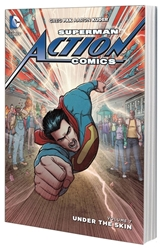 Picture of Action Comics (2011) Vol 07 SC Under the Skin