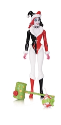 Picture of Harley Quinn Designer Series Conner Holiday Action Figure
