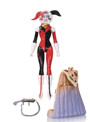 Picture of Harley Quinn Spacesuit Designer Series Conner Action Figure