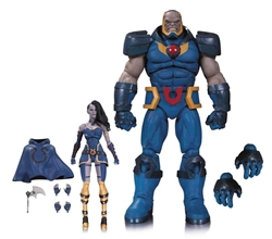 Picture of Darkseid and Grail Action Figure 2-Pack