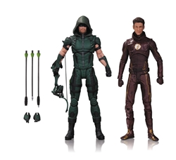 Picture of Arrow & Flash DC TV Action Figure 2-Pack