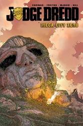 Picture of Judge Dredd Mega-City Zero Vol 01 SC