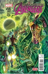 Picture of All-New All-Different Avengers #11