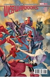 Picture of Web Warriors #8
