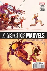 Picture of Year of Marvels Incredible #1