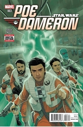 Picture of Star Wars Poe Dameron #3