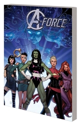 Picture of A-Force (2016) TP VOL 01 Hypertime