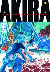 Picture of Akira GN VOL 03