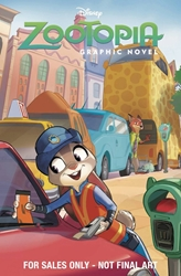 Picture of Zootopia Comics Collection SC