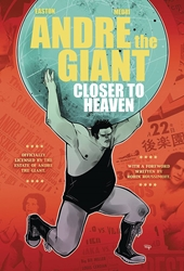Picture of Andre the Giant Closer to Heaven GN