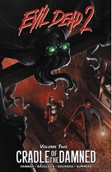 Picture of Evil Dead 2 Cradle of the Damned Vol 01 SC